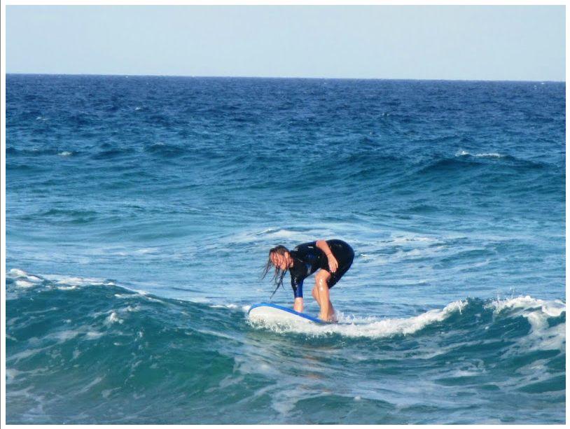 Wellenreiten Schnupperkurs