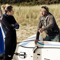 Heidi auf Reisen zu Gast bei Südkap Surfing