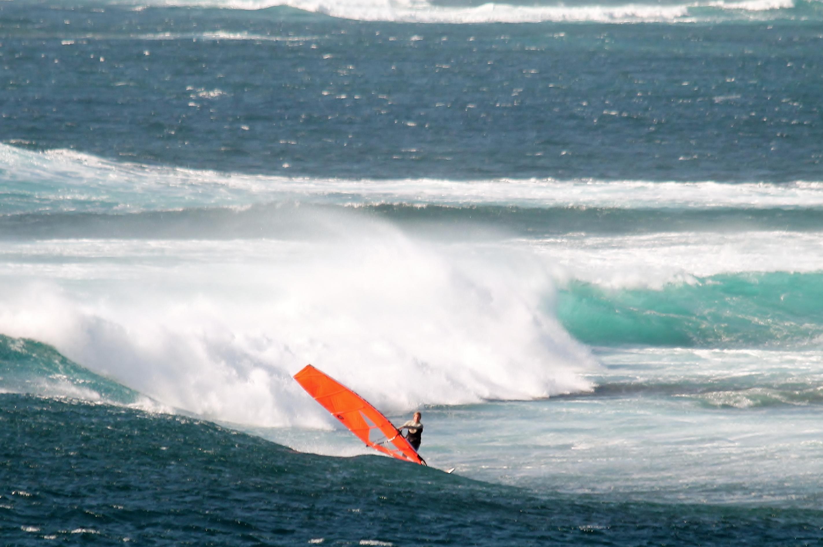 Fuerteventura Südkap Surfing