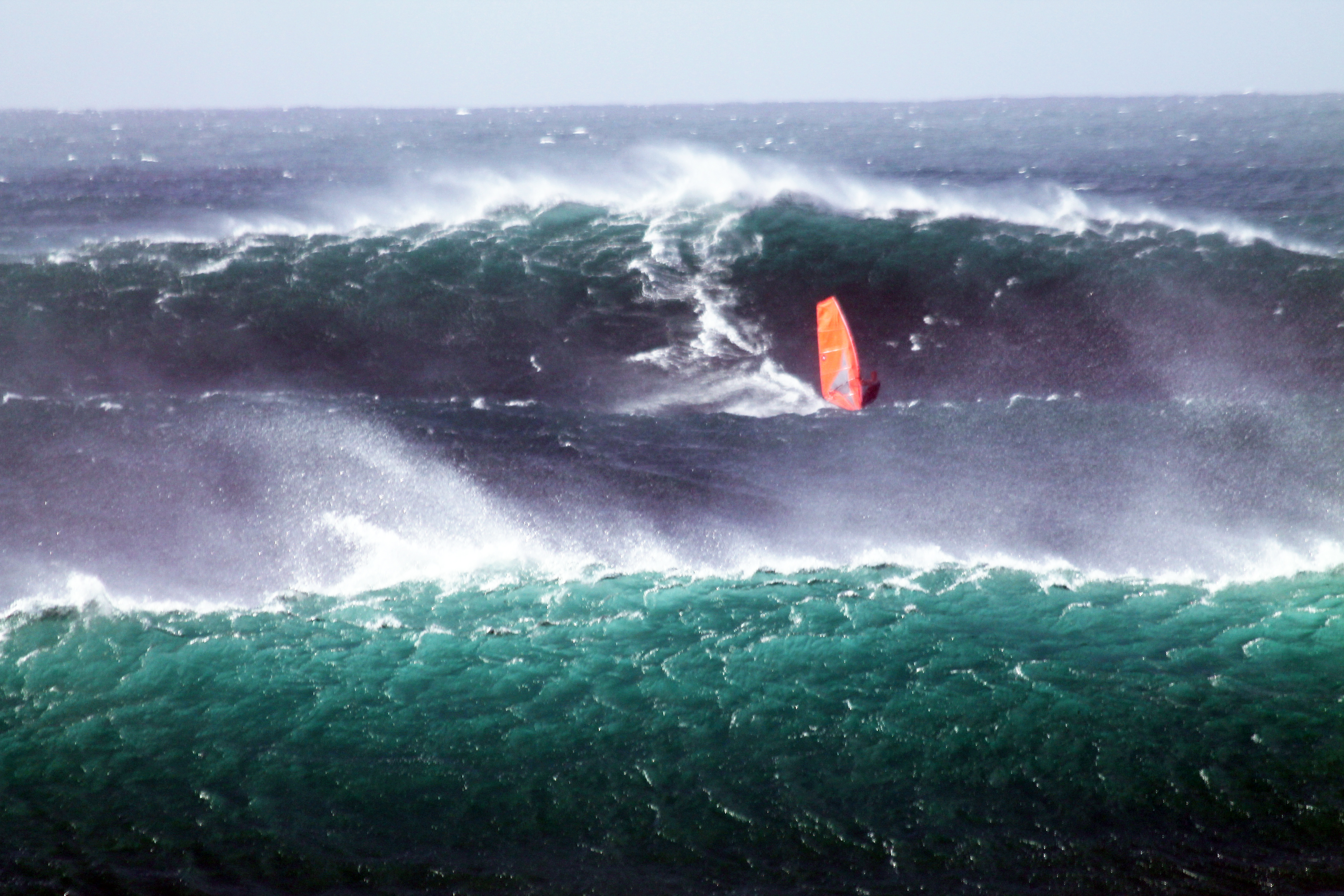 Sylt Surfer Christopher Bünger in Cotillo auf Fuerteventura