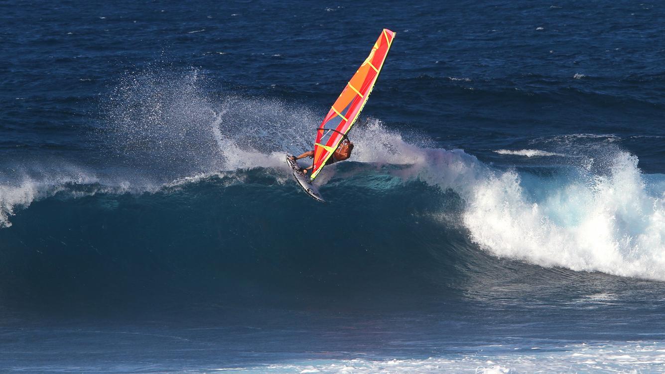 Windsurfing Sylt Surfschule Südkap Hörnum