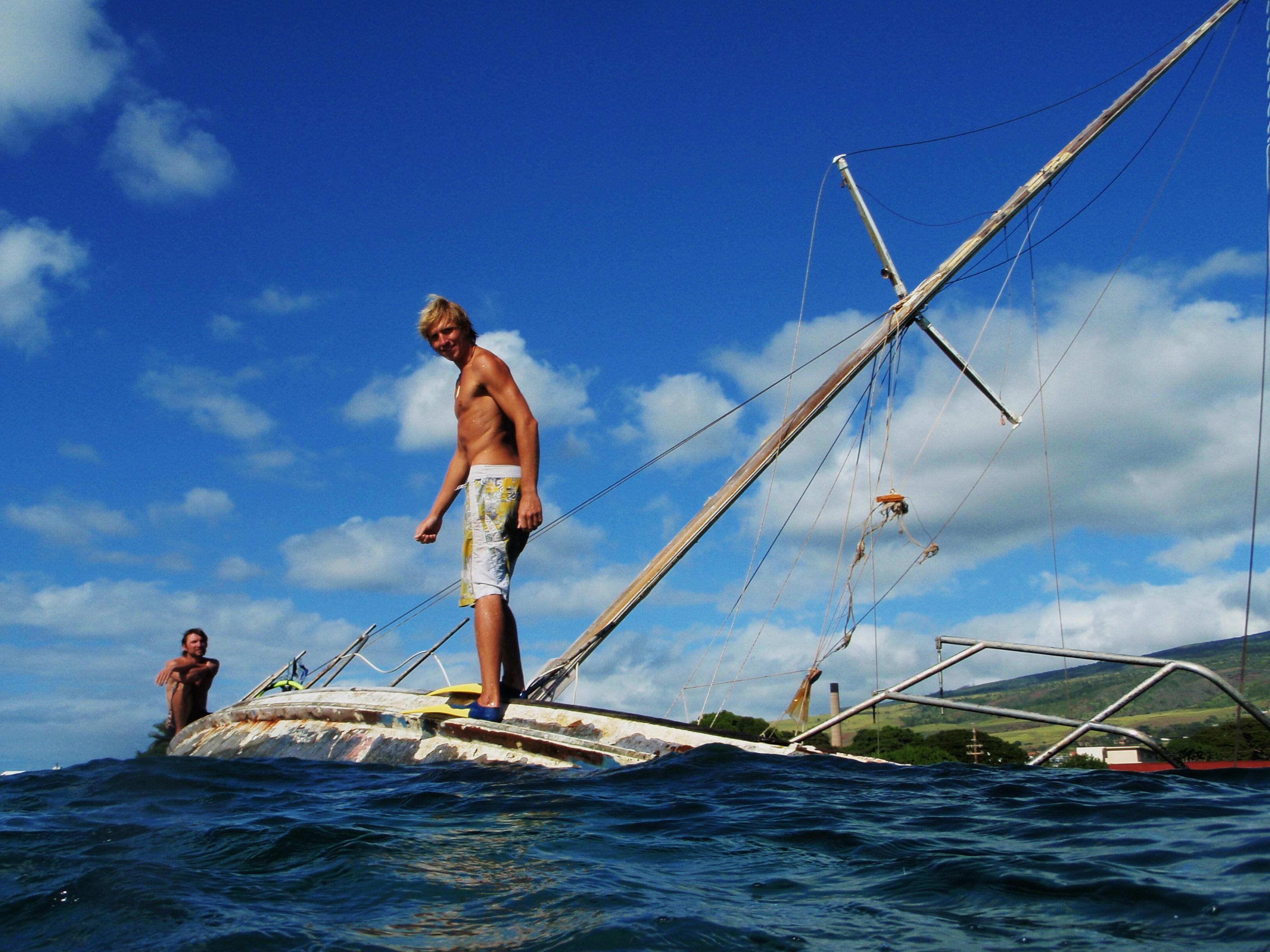 Südkap Surfing Sylt auf Hawaii