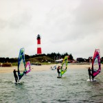 Windsurfen in Hörnum
