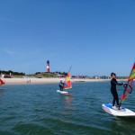 Windsurfen lernen Sylt