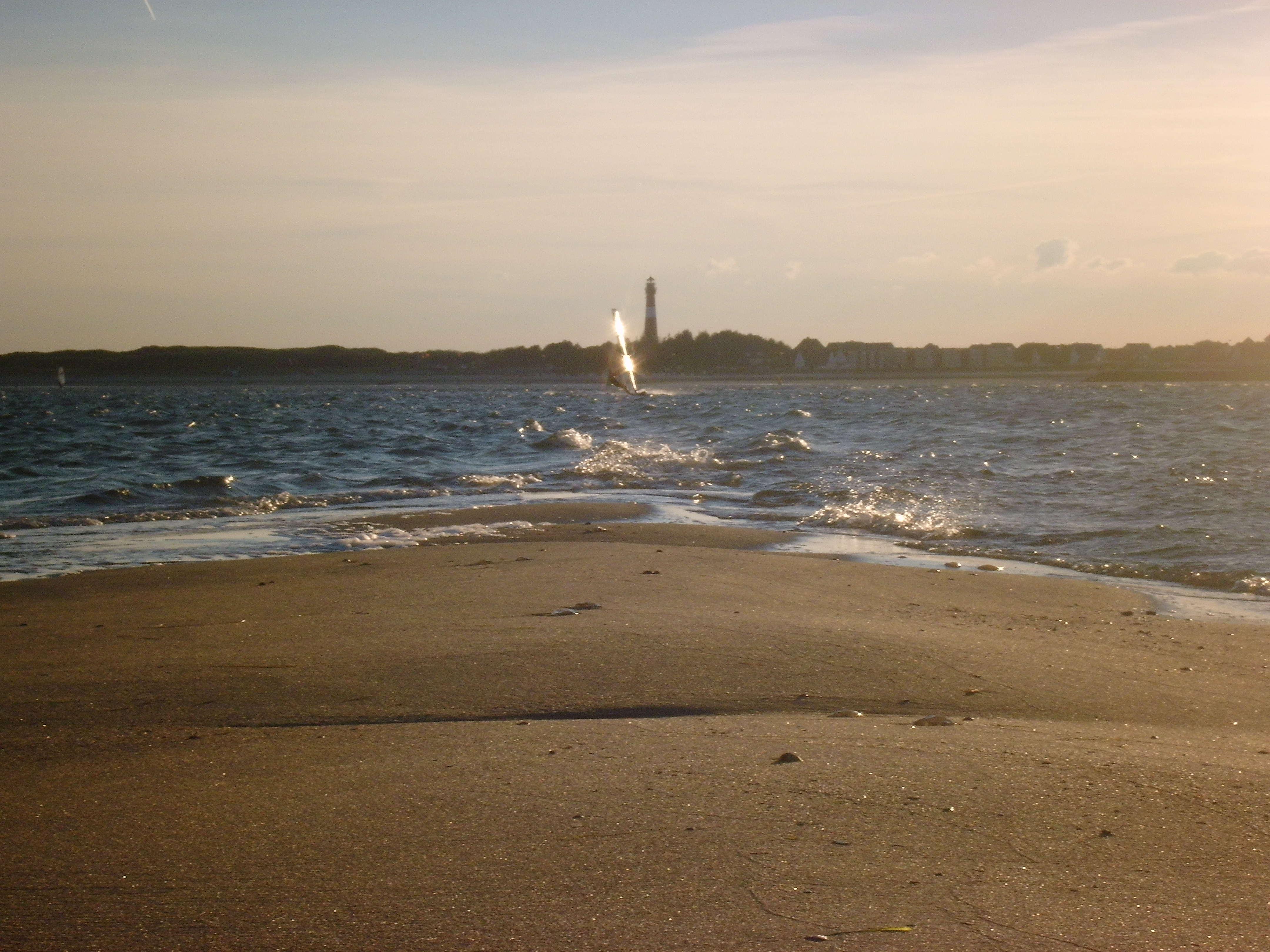 Sandbank Möwennest