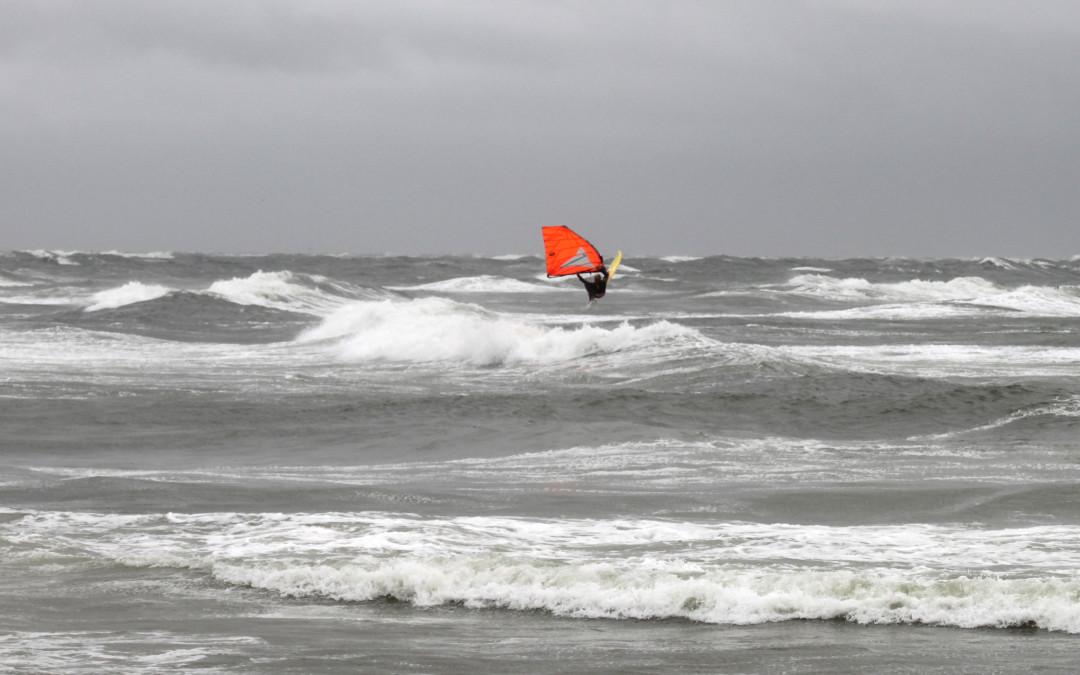 Hörnum Surf Report