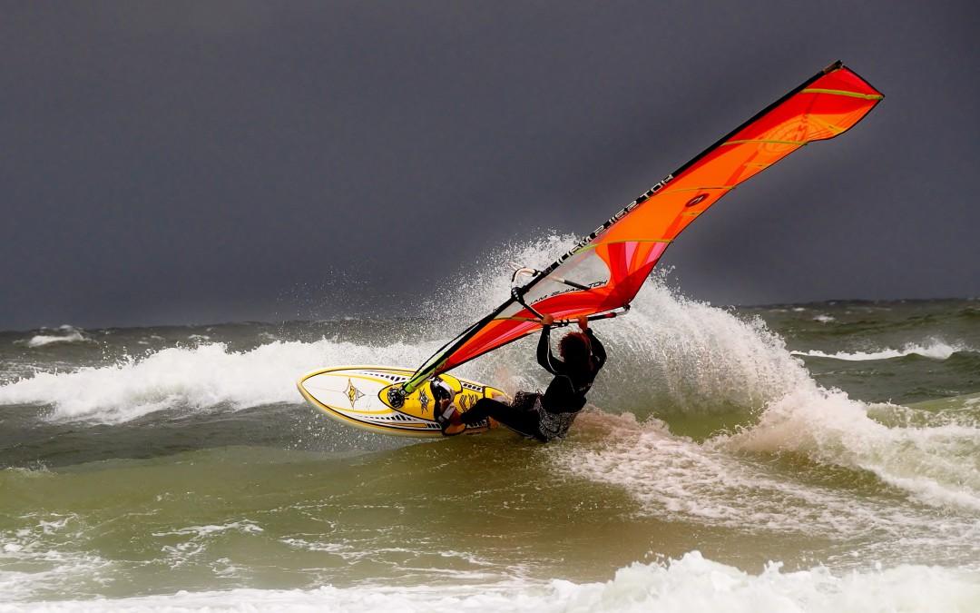Geschichte Windsurfen auf Sylt