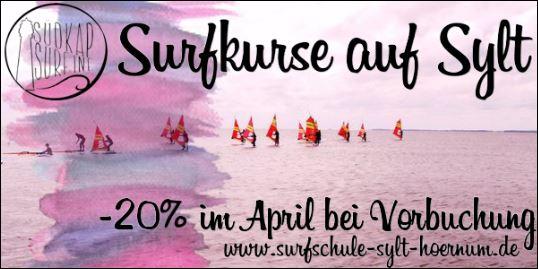Sylt Windsurfen 2014
