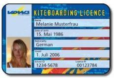 Kiteboarding Licence