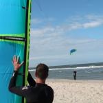 Grundlagen Kitesurfen