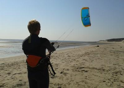 Kitesurfen Sylt