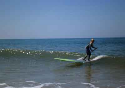 Sylt Stand Up Paddel Surfing