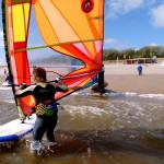 Windsurfen für Jugendliche auf Sylt