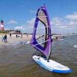 Windsurfen auf Sylt
