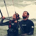 Kitesurfen lernen Hörnum