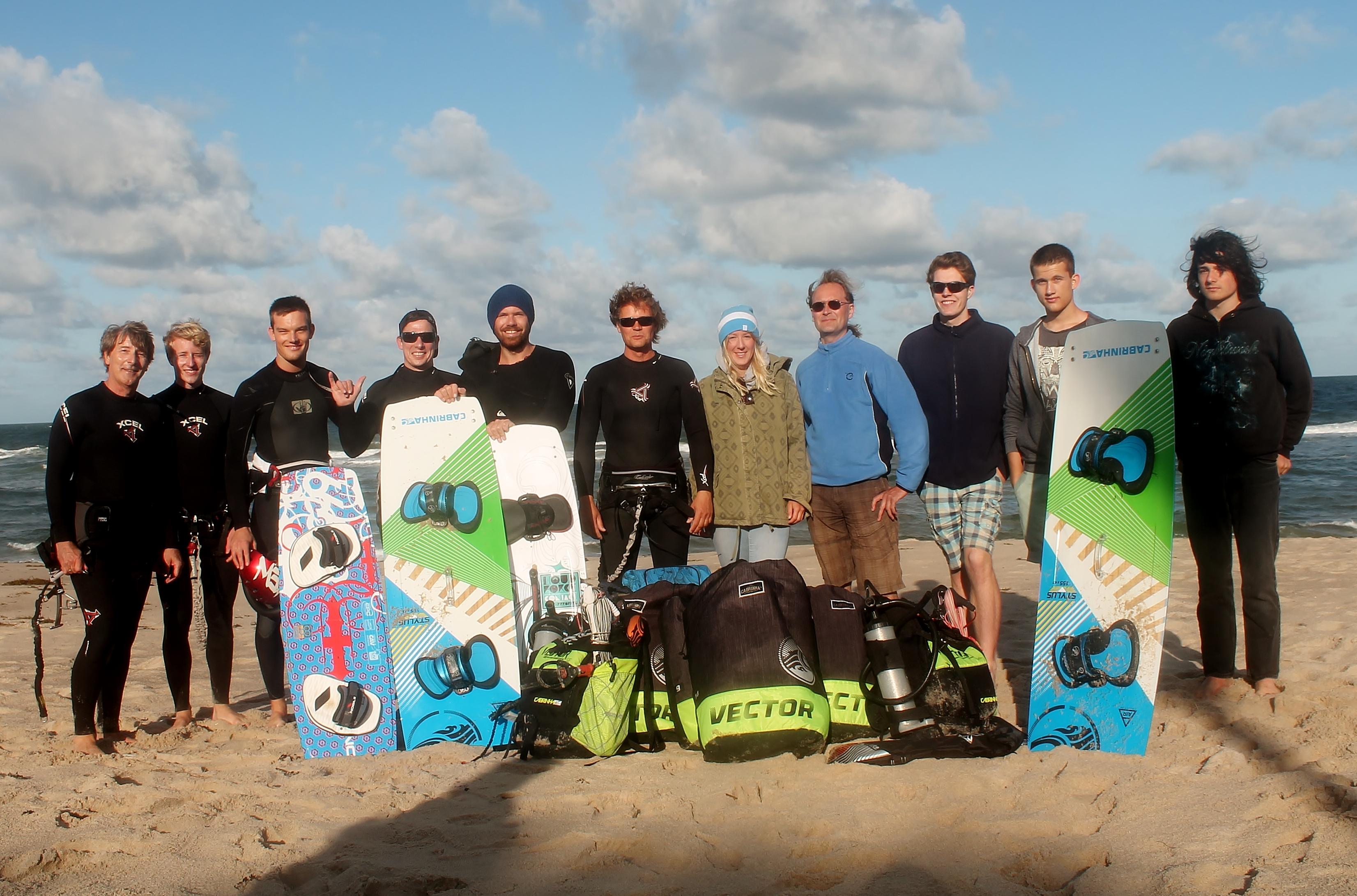 Kiteschule Sylt | Kitesurfen lernen Surfschule Suedkap