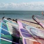 modernstes Surf-Equipment