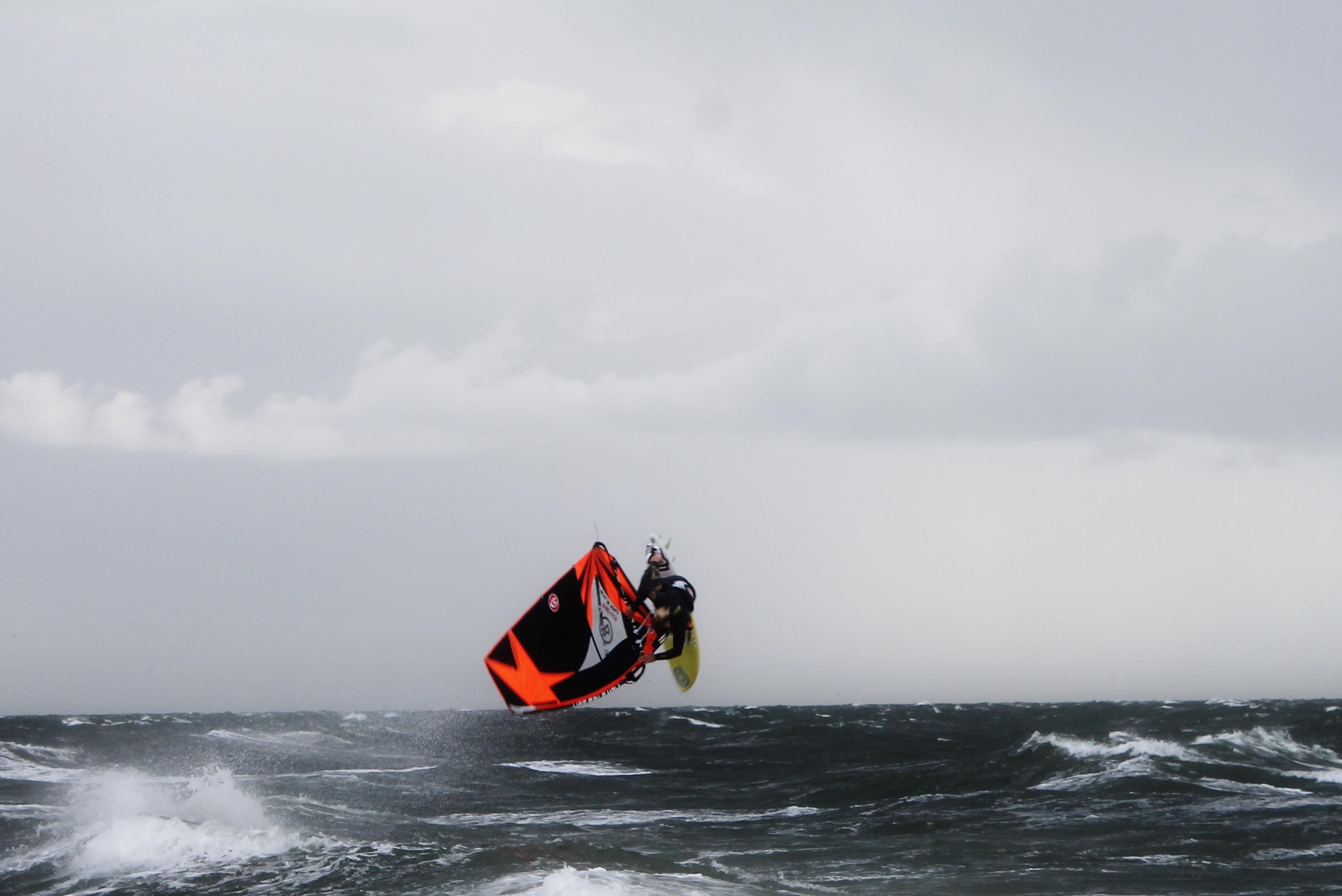 Windsurfen Sylt Hörnum