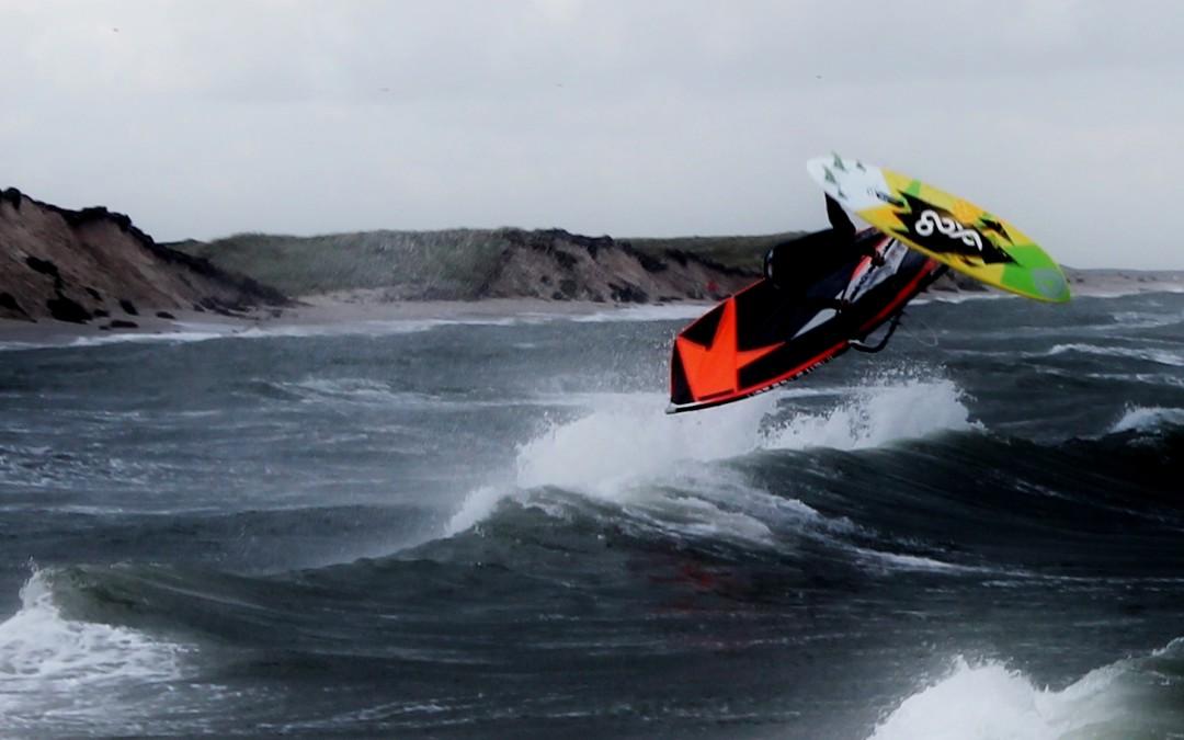 Windsurfing auf Sylt