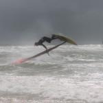Windsurfen Tetrapoden