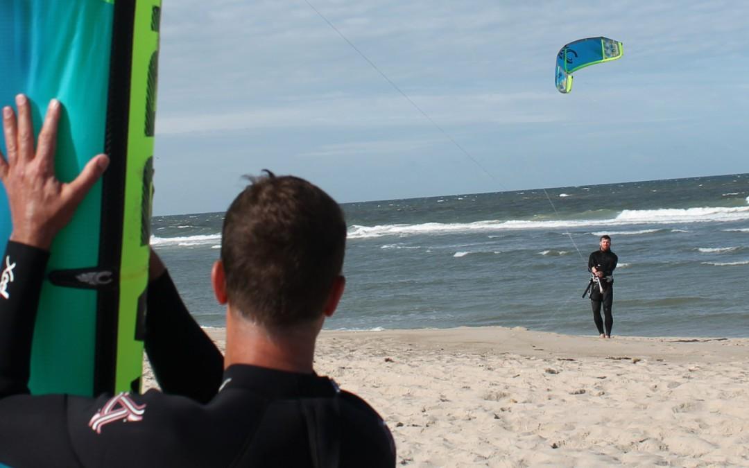 Kitesurflehrer/in  gesucht!!