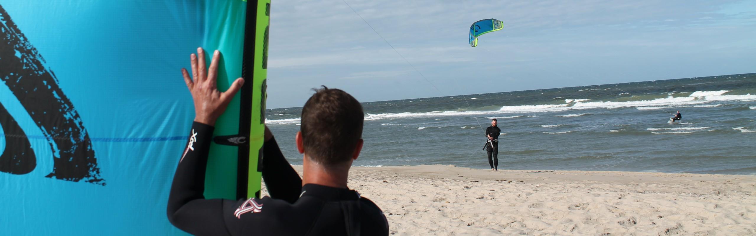 Kiteschule Sylt| Kitesurfen lernen an der Nordsee in Wenningstedt & Hoernum