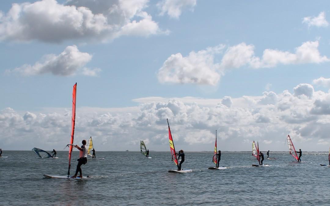 Windsurfkurse für Kinder