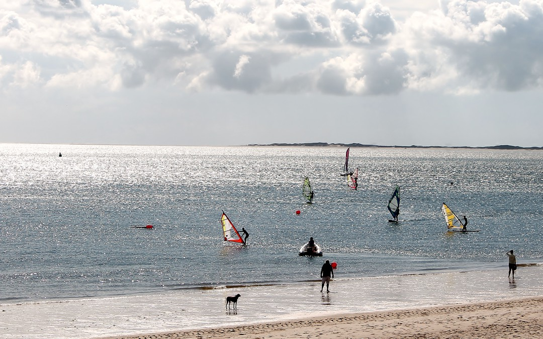 Kinder Surfen & Segeln