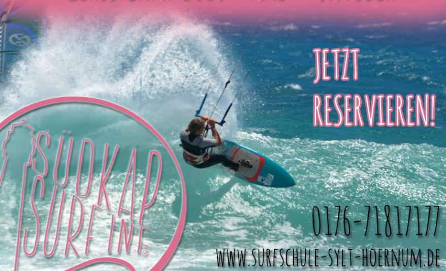 Das Kitesurf Camp Sylt 1.0