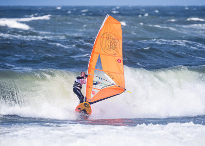 Christopher Bünger Windsurfen Sylt