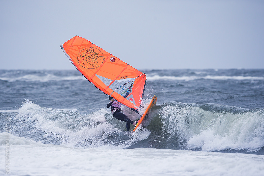 Waveriding on Sylt Chris Bünger