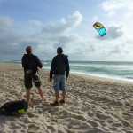 Kitesurfen lernen auf Sylt