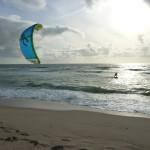Kitesurfen auf Sylt mit Südkap Surfing