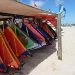 mehr als 40 Windsurfsegel von Hotsails Maui und Neil Pryde