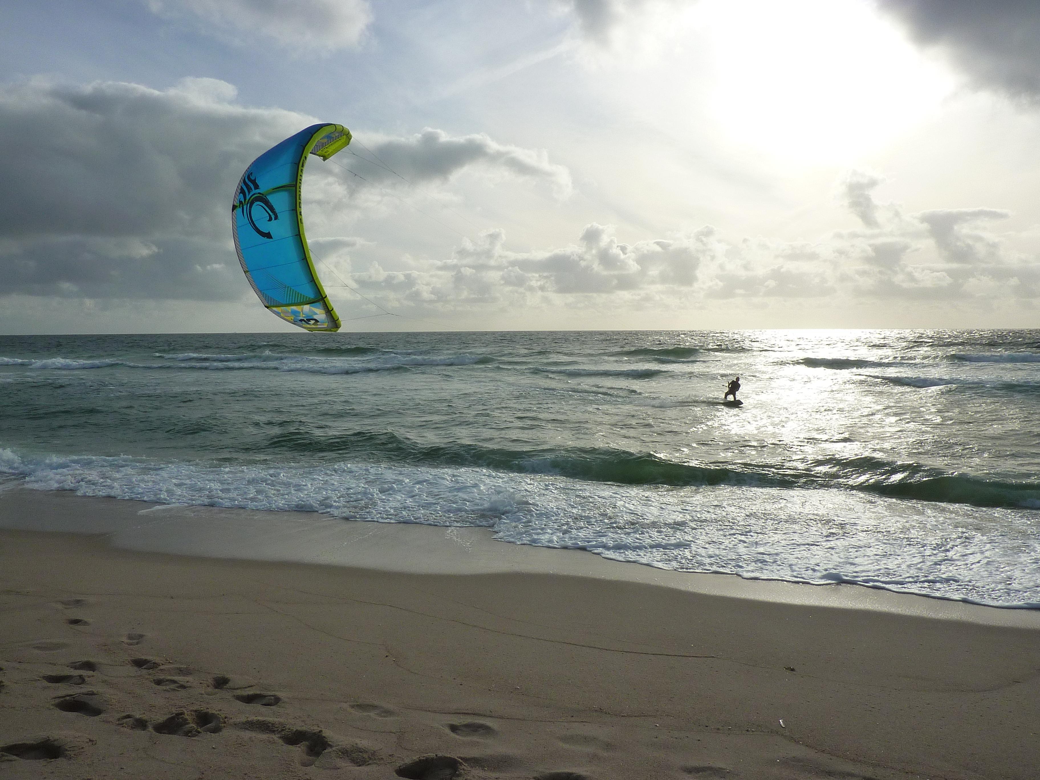 Kitesurfen lernen | Kitespot Sansibar auf Sylt