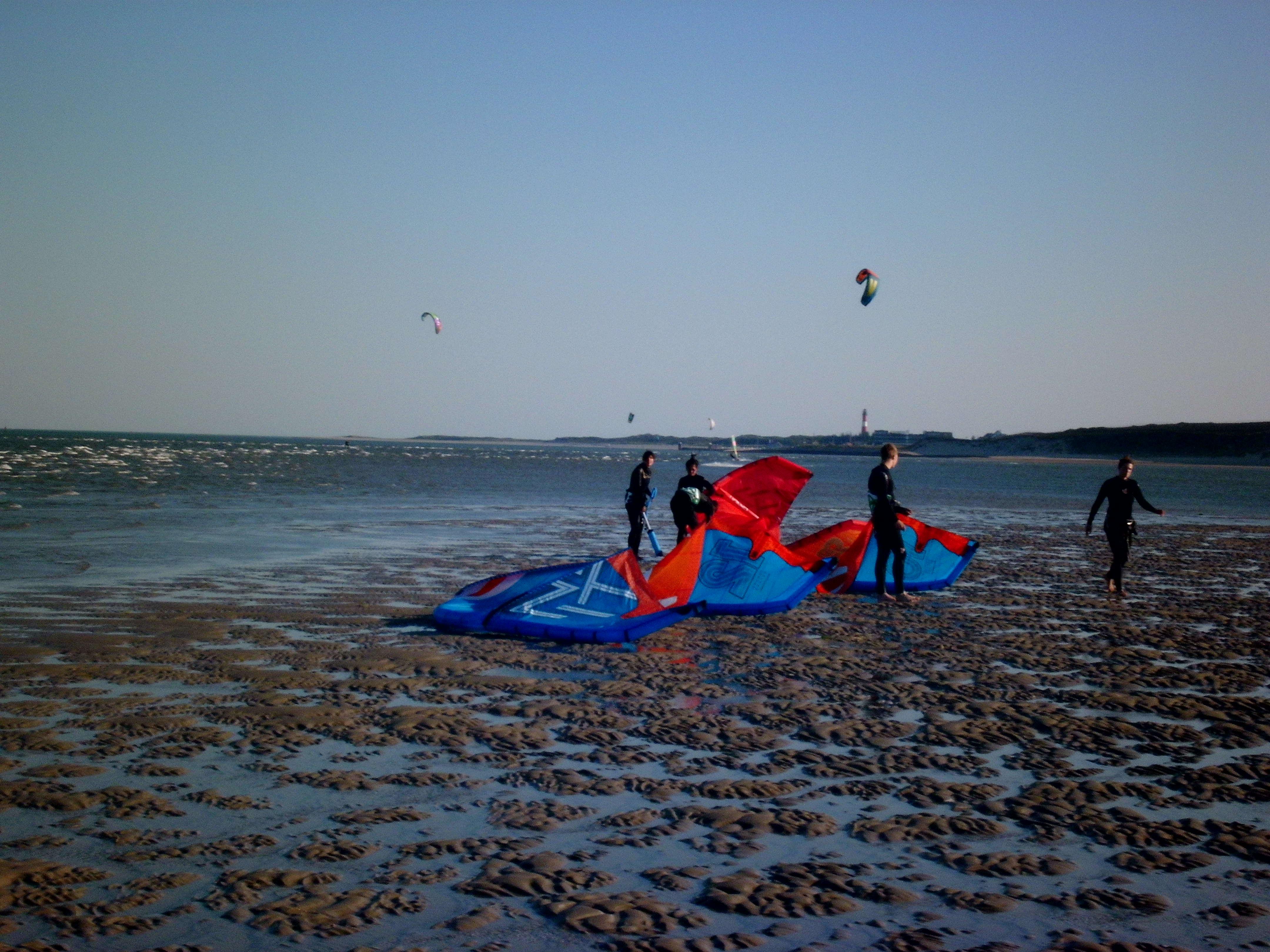 Sylt Stehrevier | Kiten lernen auf Sylt Kiteschule Suedkap Surfing