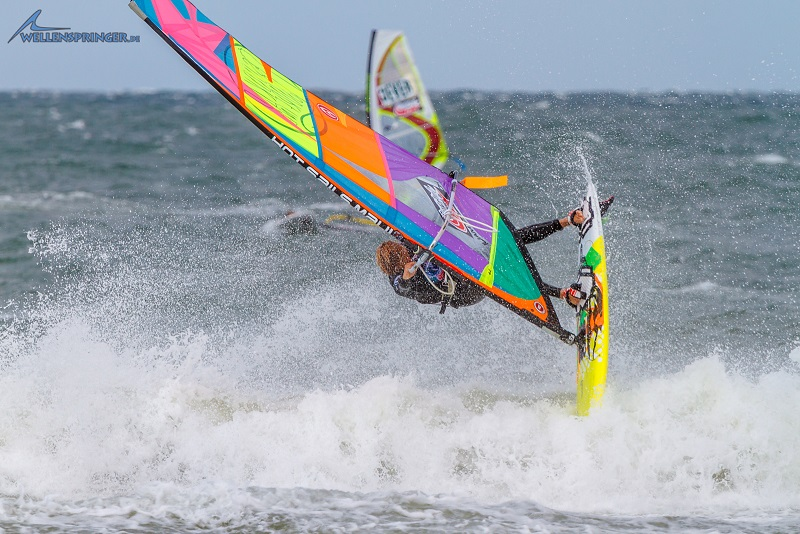 Windsurf Wordcup Sylt Christoper Bünger