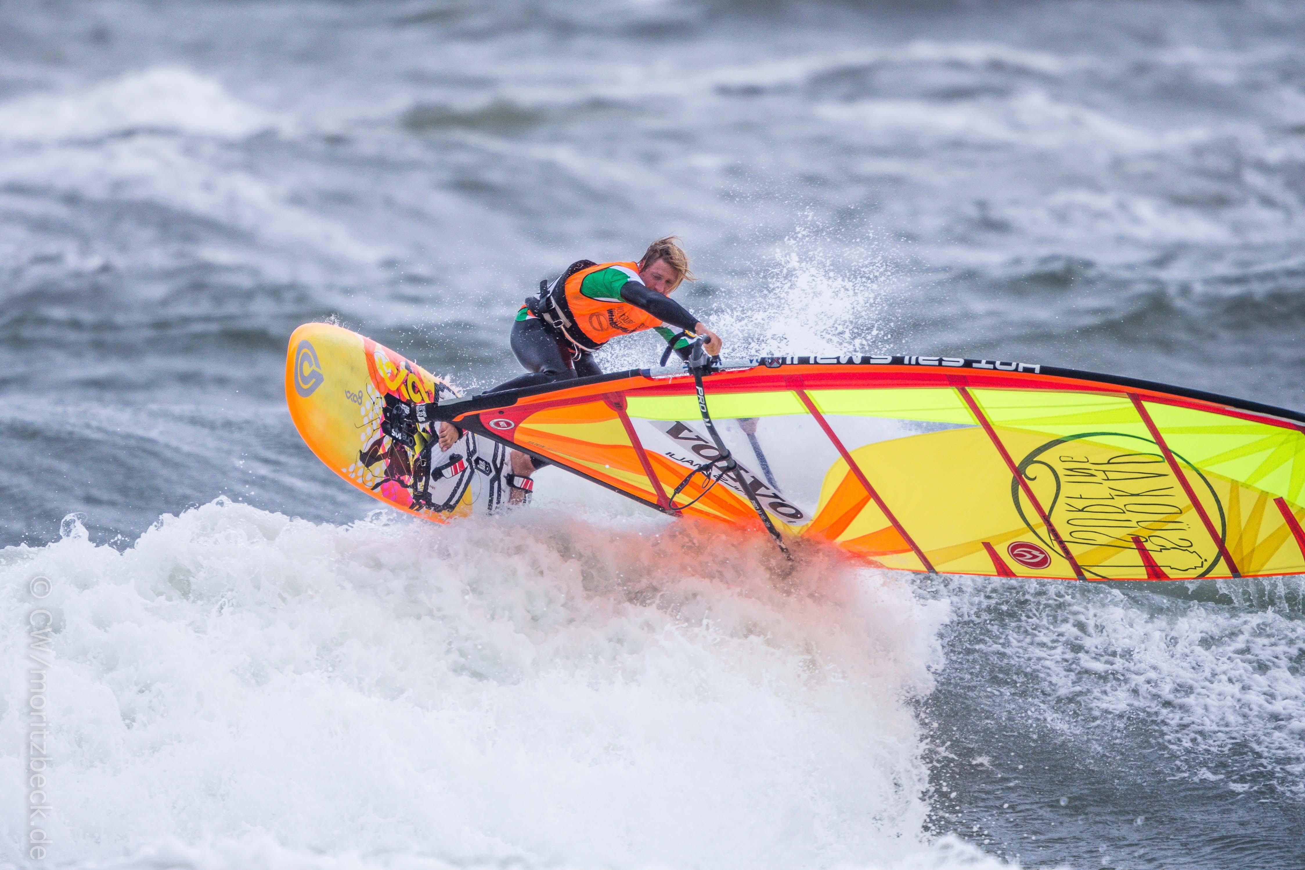 Windsurfen Sylt Christoper Bünger G-36