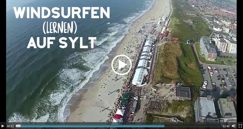 Windsurfen_lernen_Sylt