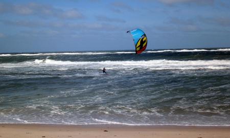 Hoernum K4 | Kitesurfen lernen auf Sylt mit der Kiteschule Suedkap