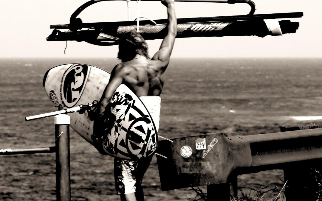 Summer Surf auf Sylt