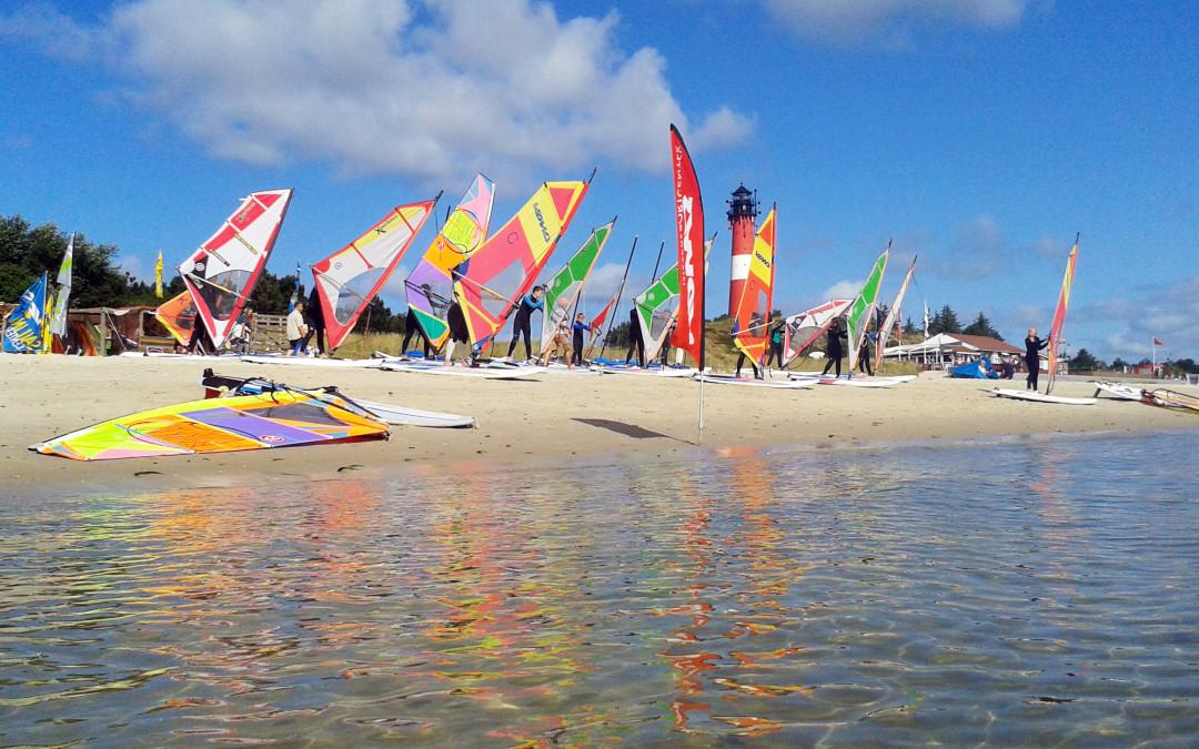 Wassersport auf Sylt | Nordsee Urlaub