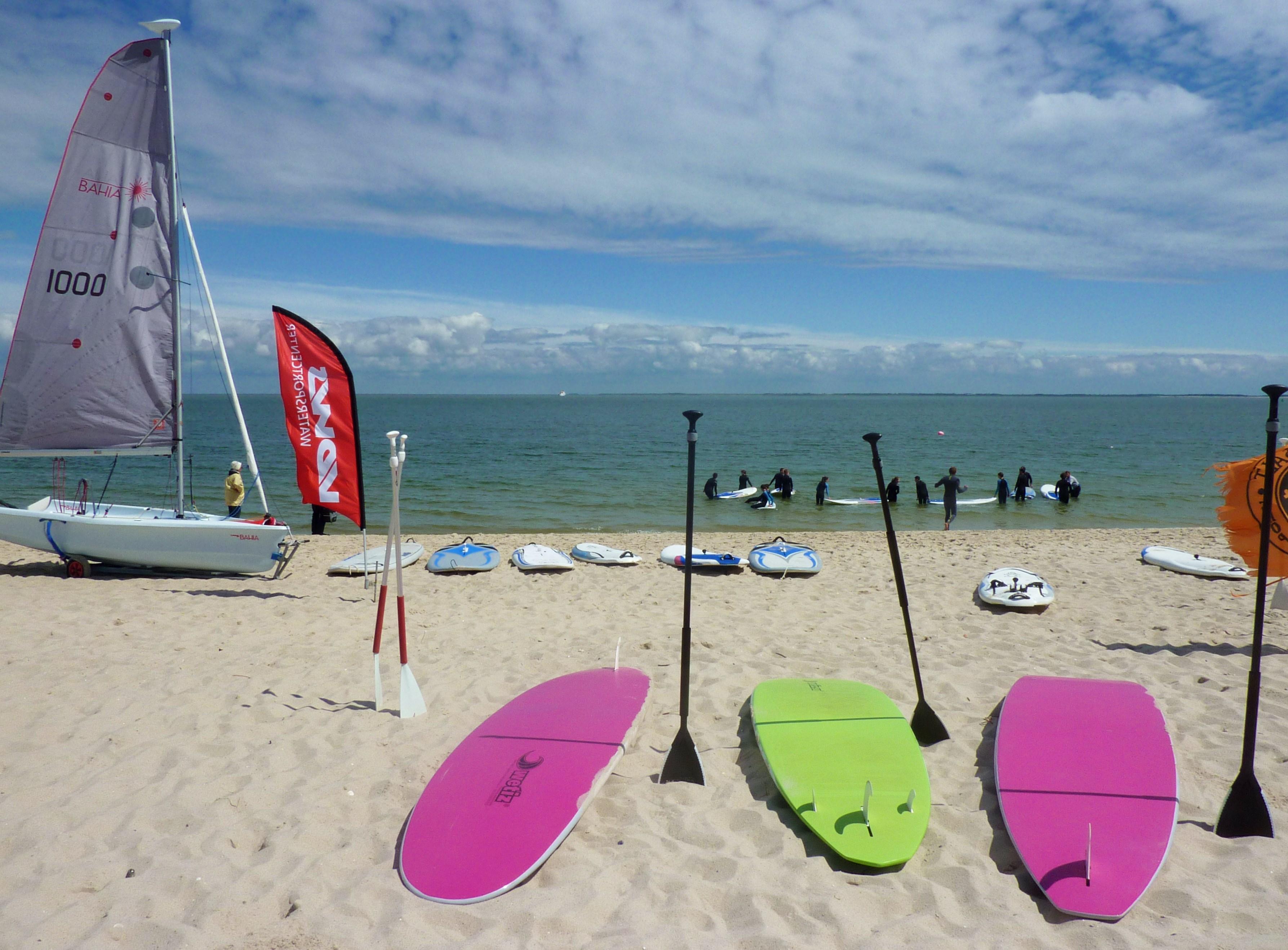 Strand Urlaub auf Sylt | werde aktive & nutze das Angebot der Surfschule an der Nordsee