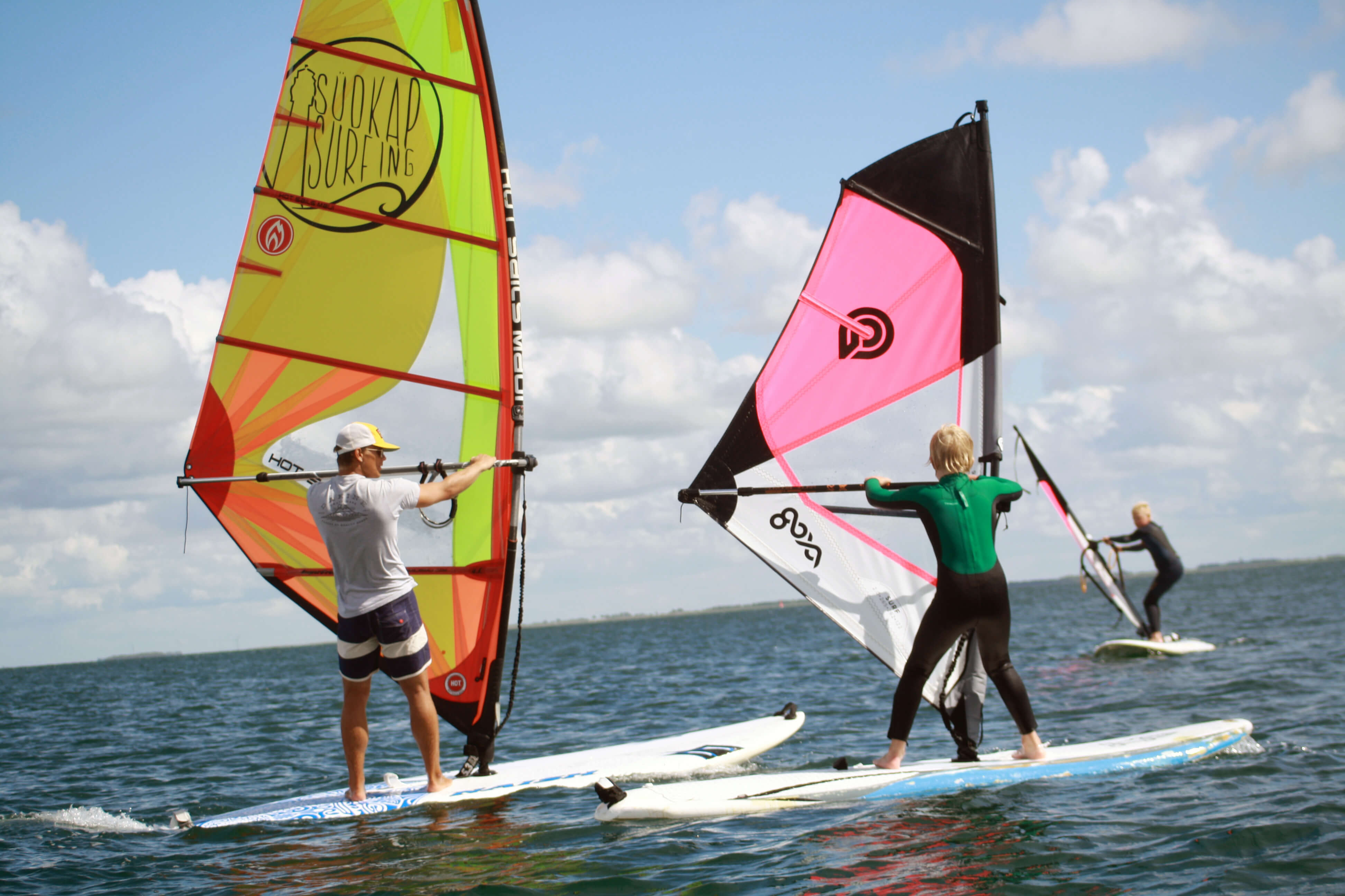 Windsurfen Sylt | Surfschule Sylt
