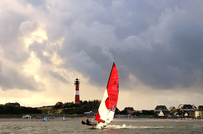 Cat Segelschule Hobie Cat Segeln Sylt Pro Sail