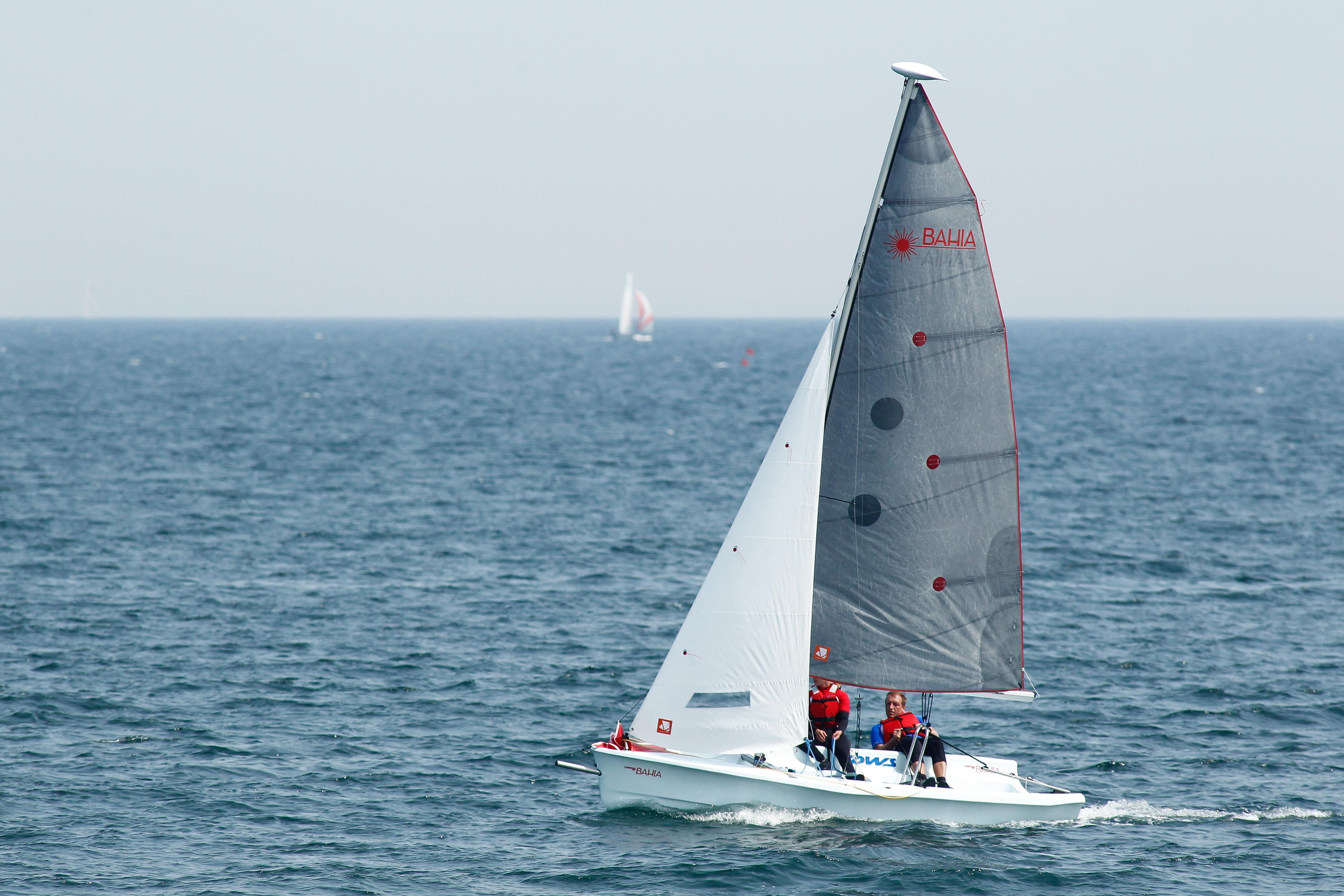 Sylt Aufbaukurs Segeln, besser segeln lernen auf der Nordsee