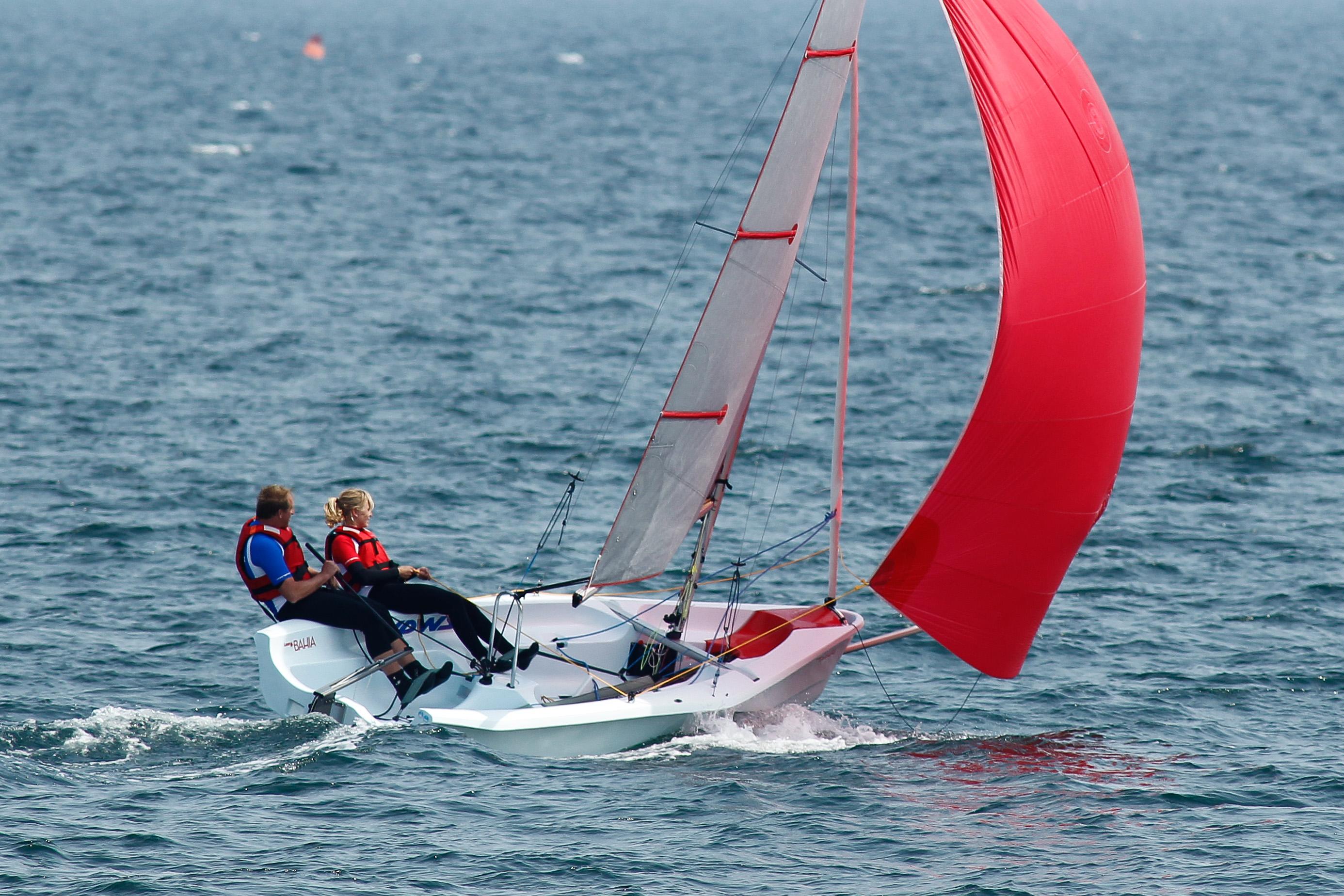 Segeln lernen in Hörnum auf Sylt an der Nordsee | Segelschule Sylt Suedkap Surfing