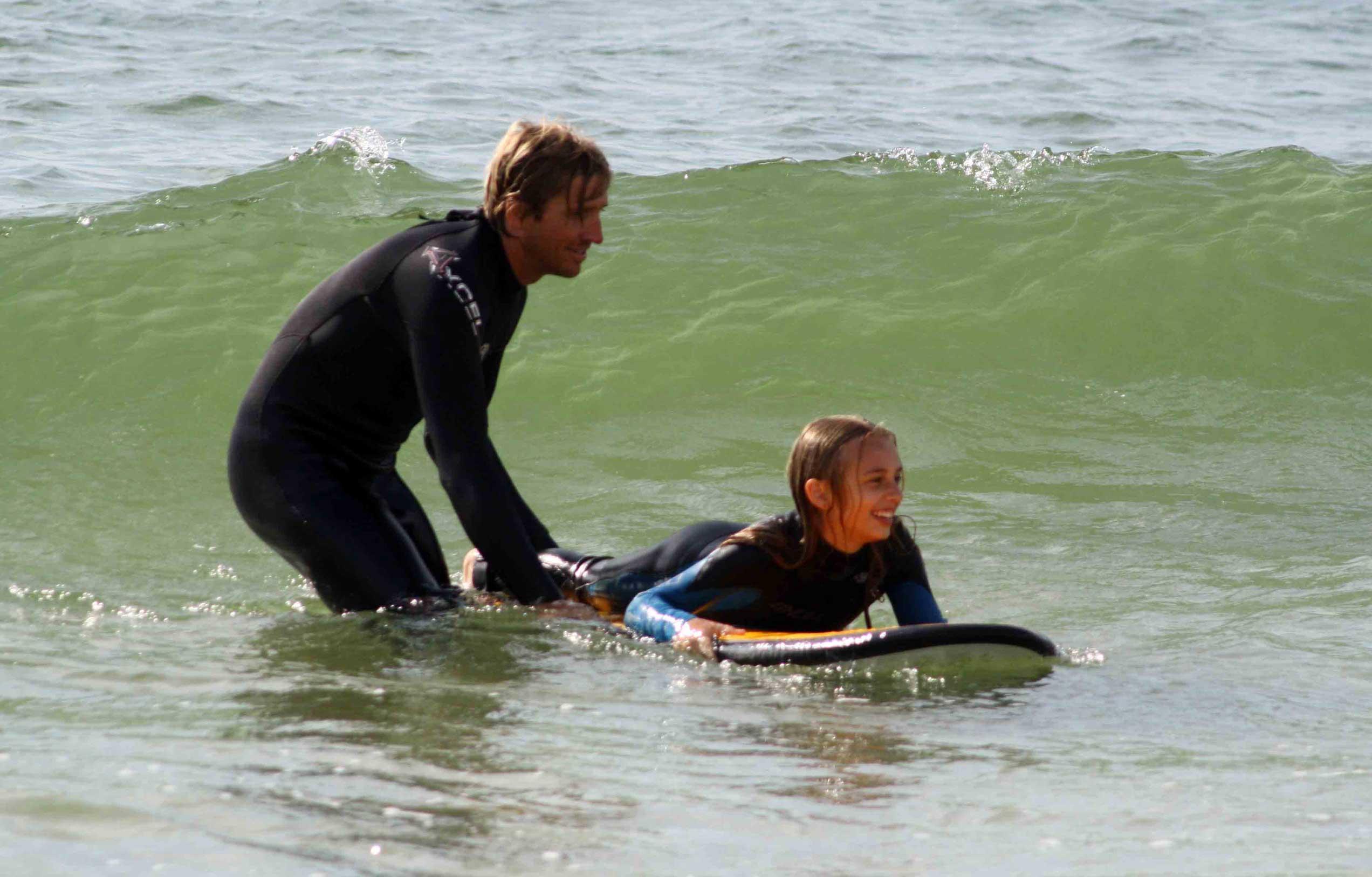 Wellenreiten-Sylt