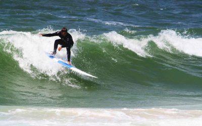 Wellenreiten | Surfen auf Sylt