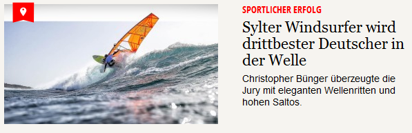 Windsurf World Cup Sylt | Deutsche Meisterschaft Windsurfen auf Sylt